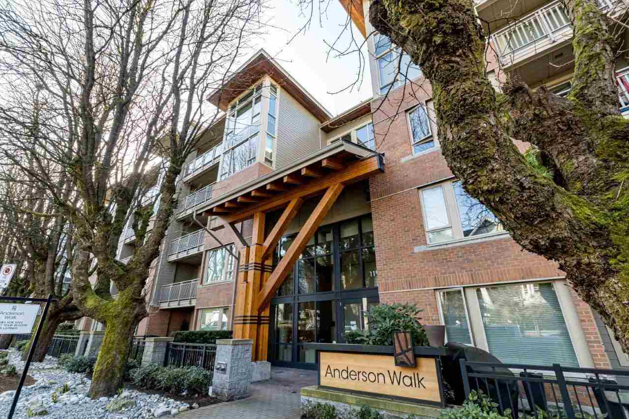 113 119 W 22ND STREET - Central Lonsdale Apartment/Condo for sale, 1 Bedroom (R2562033) - #1