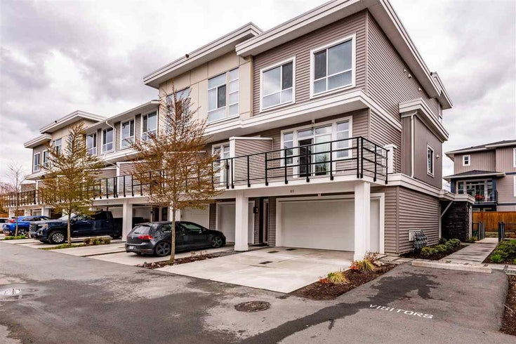 85 8413 MIDTOWN WAY - Chilliwack W Young-Well Townhouse for sale, 3 Bedrooms (R2562039)