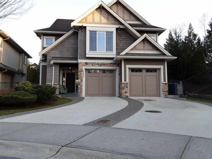 2237 CAMERON CRESCENT - Abbotsford East House/Single Family for sale, 4 Bedrooms (R2562086)
