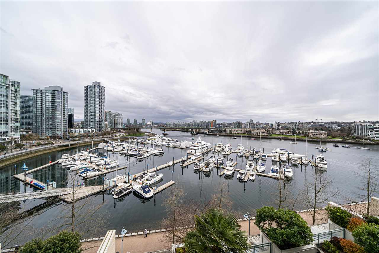 901 1228 MARINASIDE CRESCENT - Yaletown Apartment/Condo for sale, 2 Bedrooms (R2562099) - #2