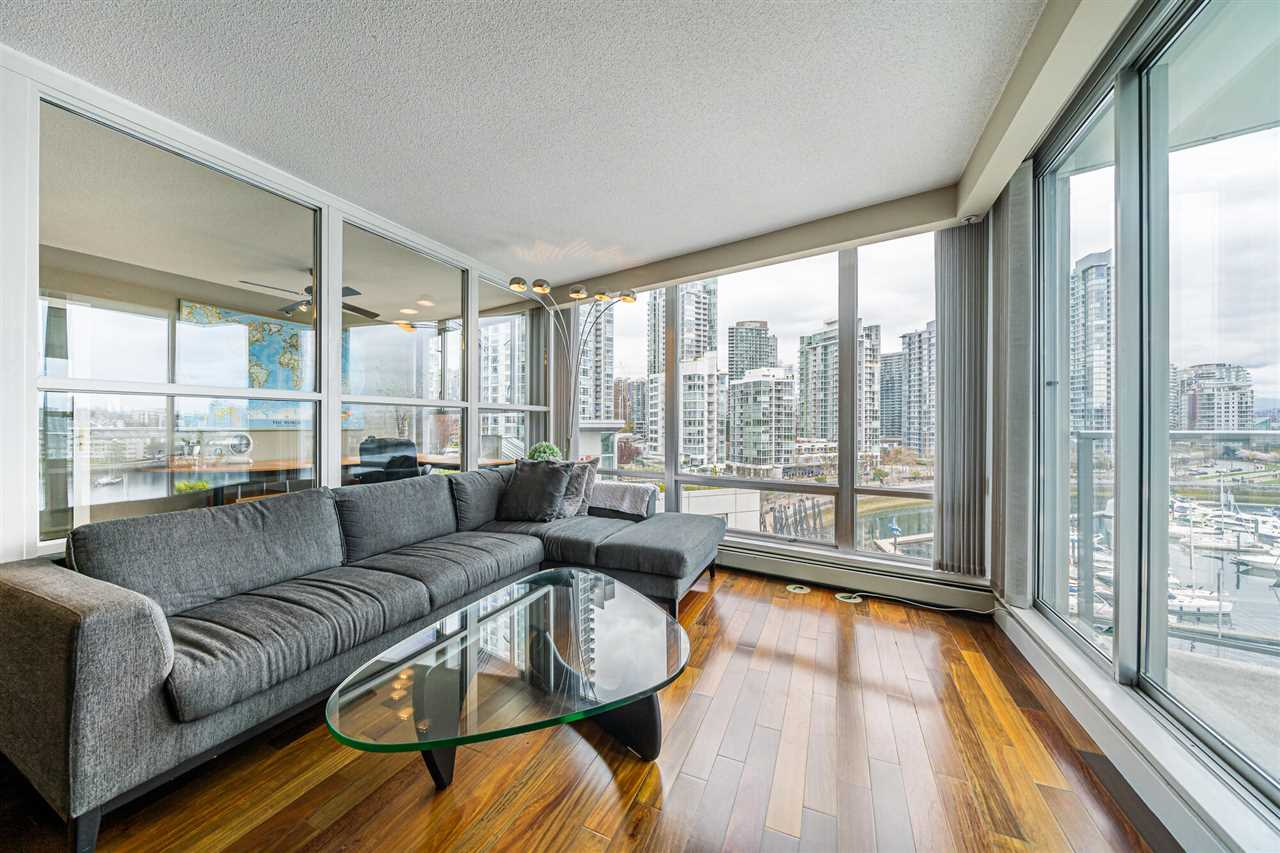 901 1228 MARINASIDE CRESCENT - Yaletown Apartment/Condo for sale, 2 Bedrooms (R2562099) - #8