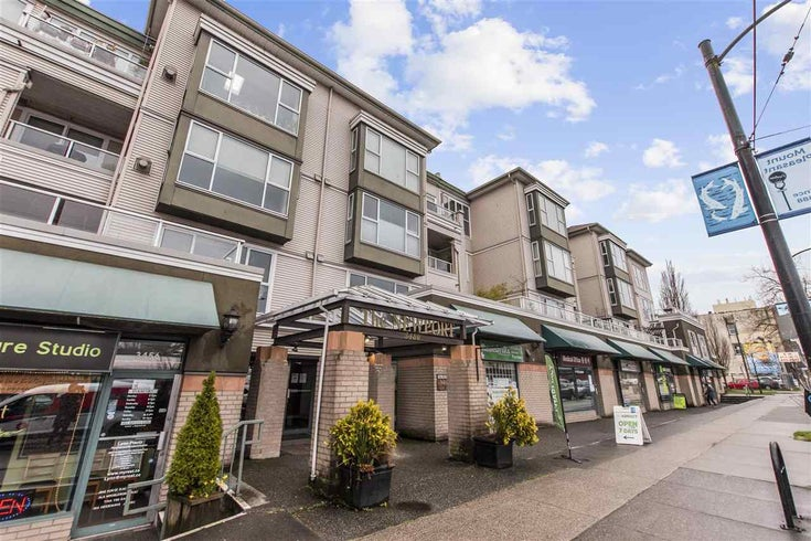 412 3480 MAIN STREET - Main Apartment/Condo for sale, 2 Bedrooms (R2562145)