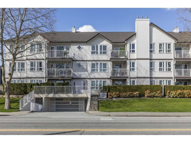 208 17727 58 AVENUE - Cloverdale BC Apartment/Condo for sale, 2 Bedrooms (R2562168)