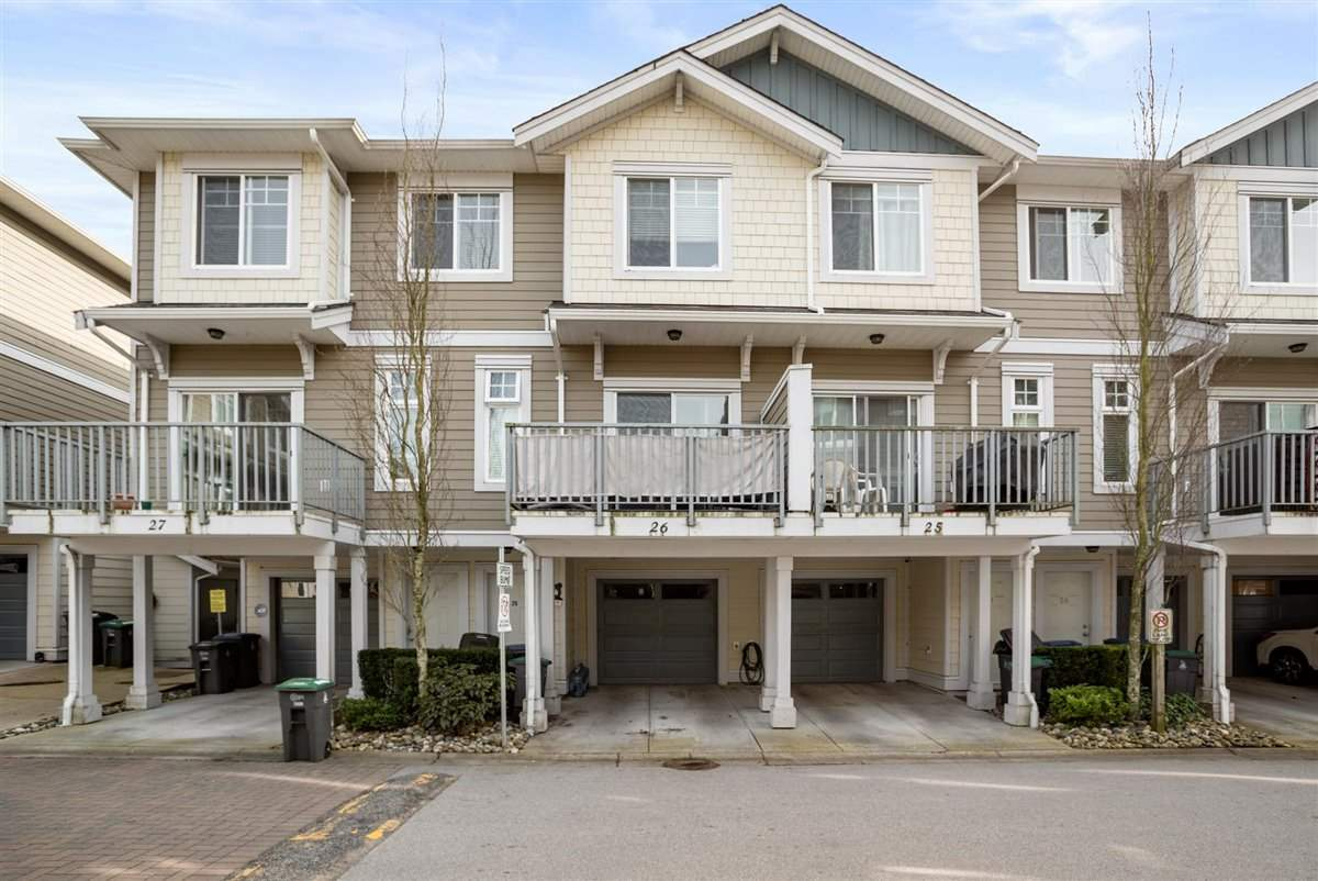 26 16355 82 AVENUE - Fleetwood Tynehead Townhouse for sale, 4 Bedrooms (R2562185)