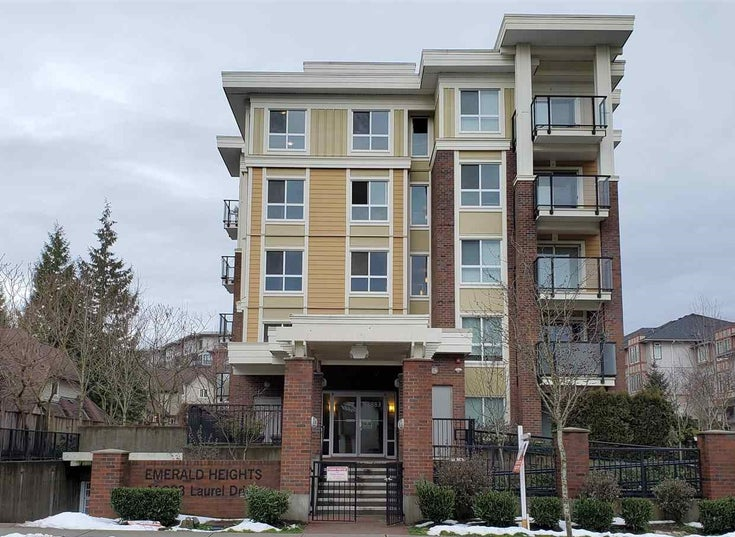 601 13883 LAUREL DRIVE - Whalley Apartment/Condo for sale, 1 Bedroom (R2562218)