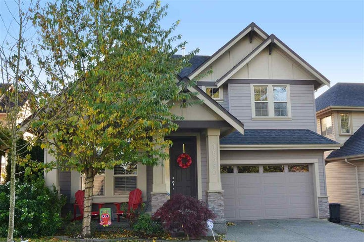 16390 60 AVENUE - Cloverdale BC House/Single Family for sale, 4 Bedrooms (R2562220)