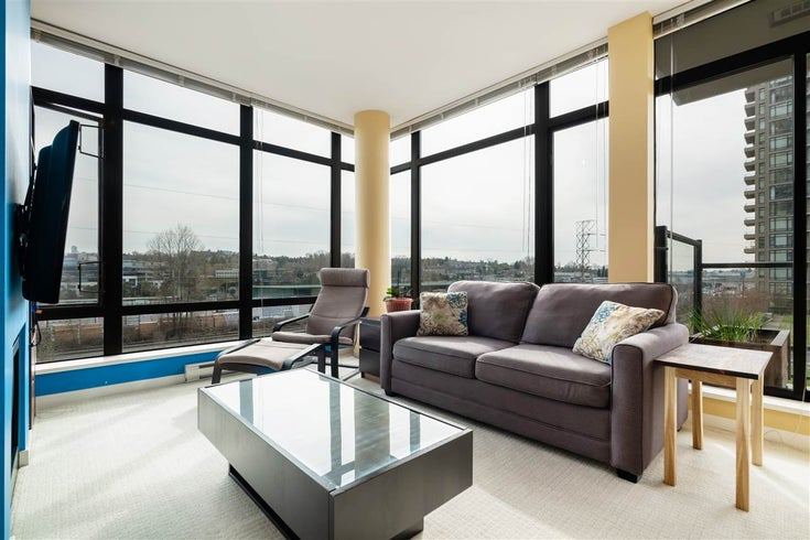503 2355 MADISON AVENUE - Brentwood Park Apartment/Condo for sale, 2 Bedrooms (R2562291)