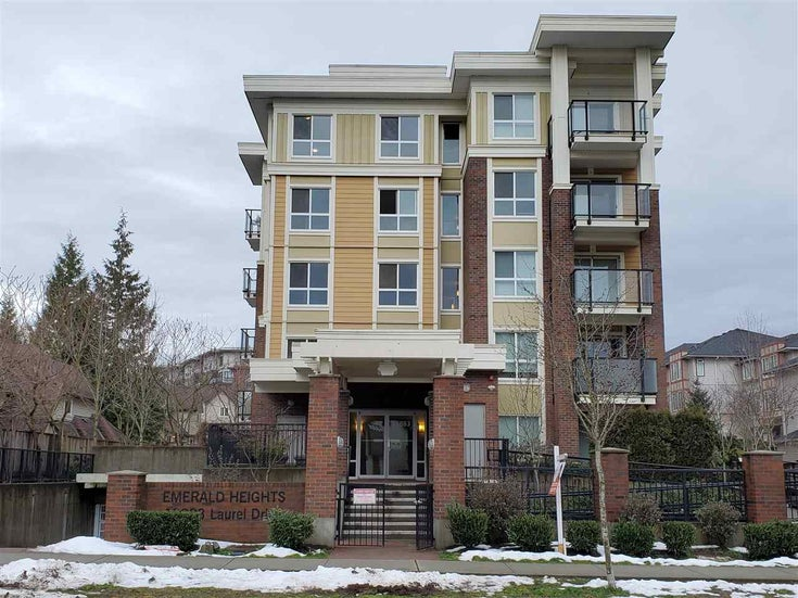 613 13883 LAUREL DRIVE - Whalley Apartment/Condo for sale, 1 Bedroom (R2562303)