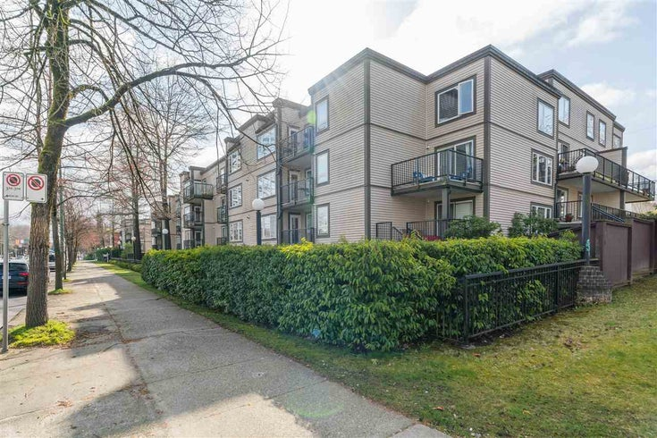 314 1040 E BROADWAY - Mount Pleasant VE Apartment/Condo for sale, 1 Bedroom (R2562344)