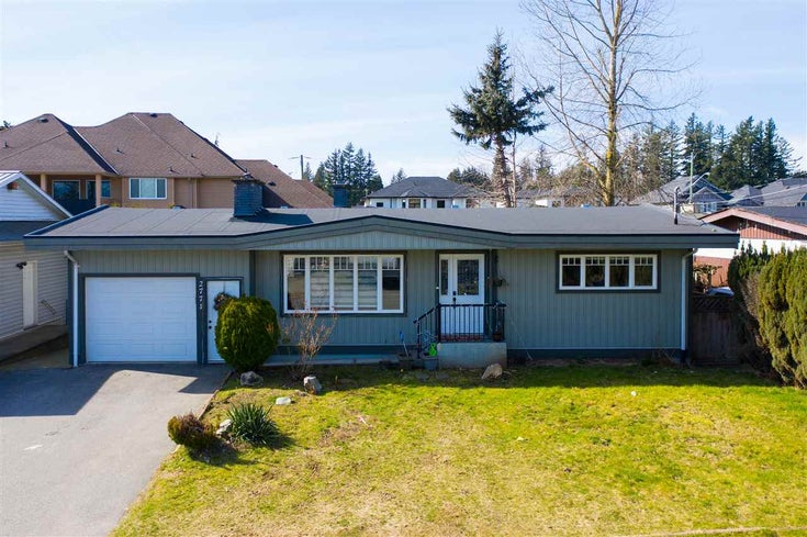 2771 CENTENNIAL STREET - Abbotsford West House/Single Family for sale, 5 Bedrooms (R2562359)