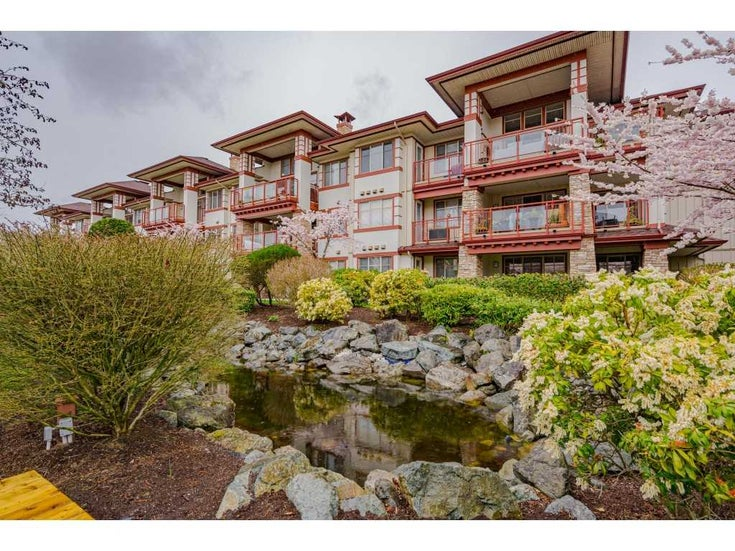 303 16477 64 AVENUE - Cloverdale BC Apartment/Condo for sale, 2 Bedrooms (R2562367)