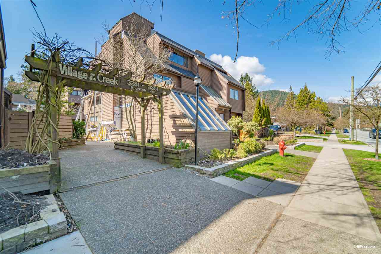 3347 MOUNTAIN HIGHWAY - Lynn Valley Townhouse for sale, 2 Bedrooms (R2562390) - #2