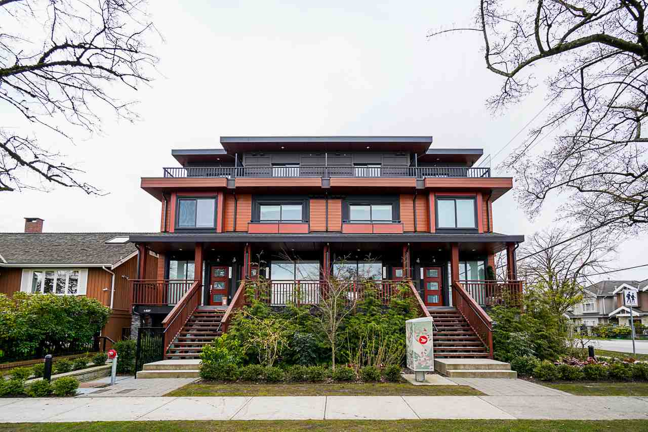 5013 SLOCAN STREET - Collingwood VE Townhouse for sale, 3 Bedrooms (R2562412) - #1
