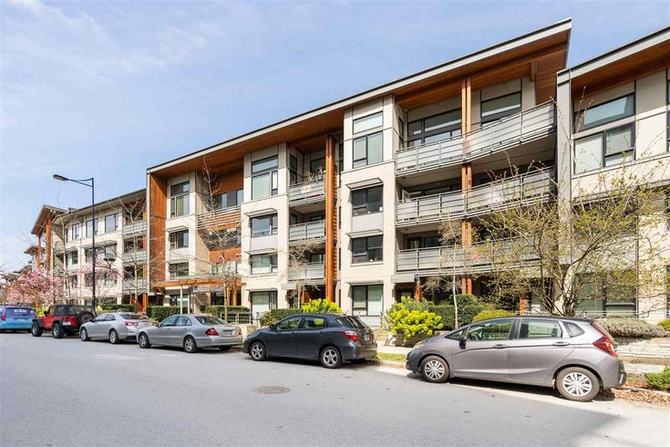 312 3163 RIVERWALK AVENUE - South Marine Apartment/Condo for sale, 2 Bedrooms (R2562420)