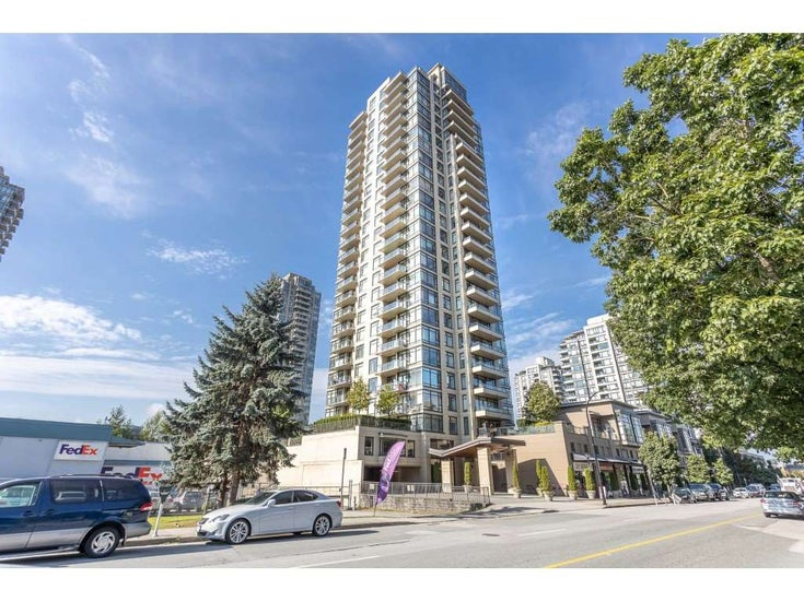 1906 4250 DAWSON STREET - Brentwood Park Apartment/Condo for sale, 2 Bedrooms (R2562421)