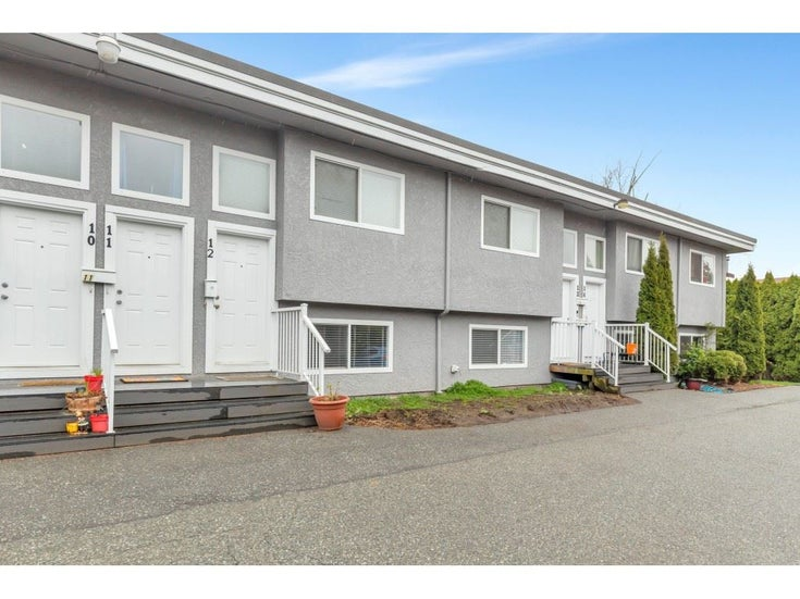 11 33900 MAYFAIR AVENUE - Central Abbotsford Townhouse for sale, 2 Bedrooms (R2562424)