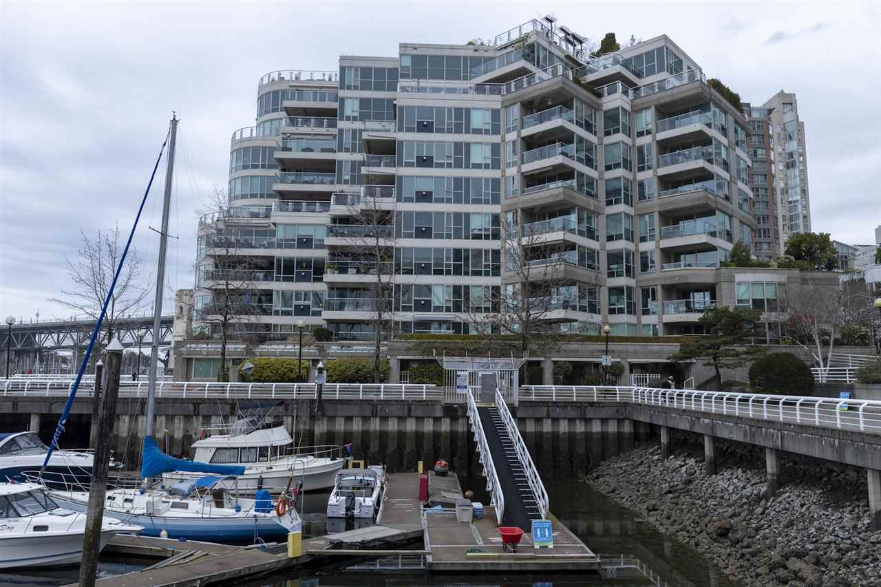 404 1600 HORNBY STREET - Yaletown Apartment/Condo for sale, 2 Bedrooms (R2562490) - #21