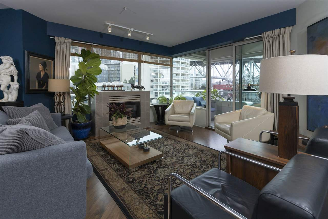404 1600 HORNBY STREET - Yaletown Apartment/Condo for sale, 2 Bedrooms (R2562490) - #4