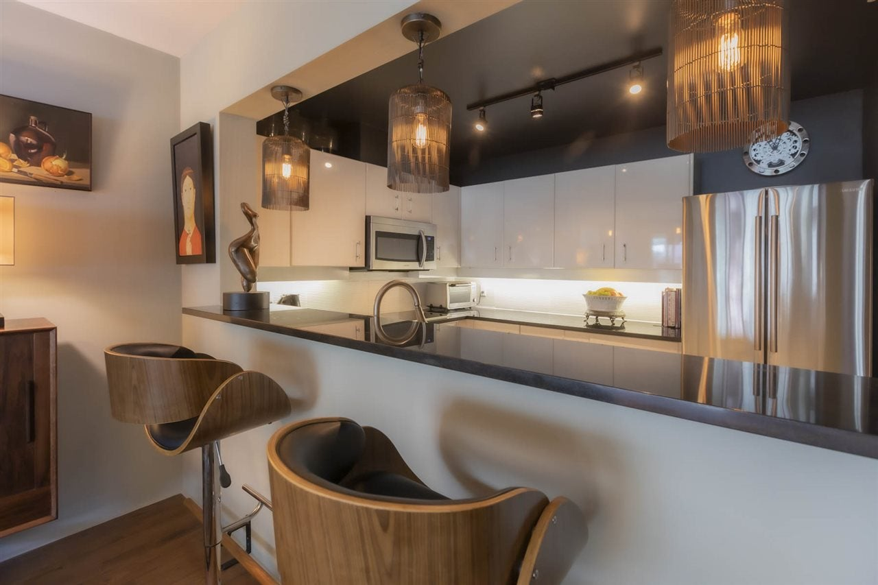 404 1600 HORNBY STREET - Yaletown Apartment/Condo for sale, 2 Bedrooms (R2562490) - #8