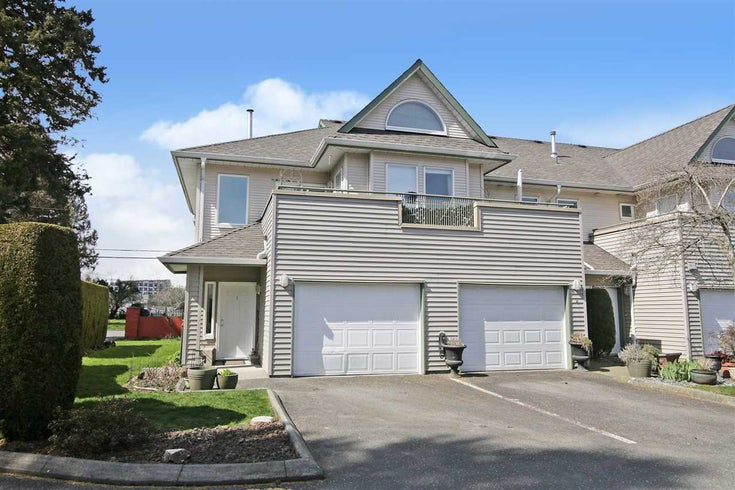 1 9470 HAZEL STREET - Chilliwack E Young-Yale Townhouse for sale, 2 Bedrooms (R2562539)