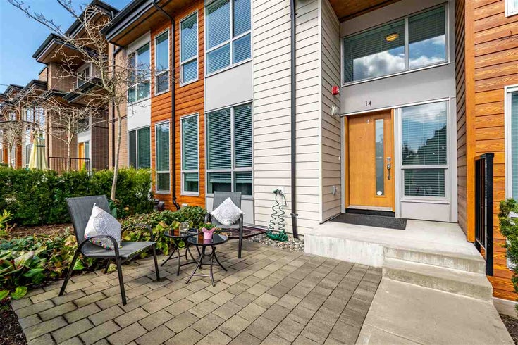 14 15775 MOUNTAIN VIEW DRIVE - Grandview Surrey Townhouse for sale, 4 Bedrooms (R2562566)