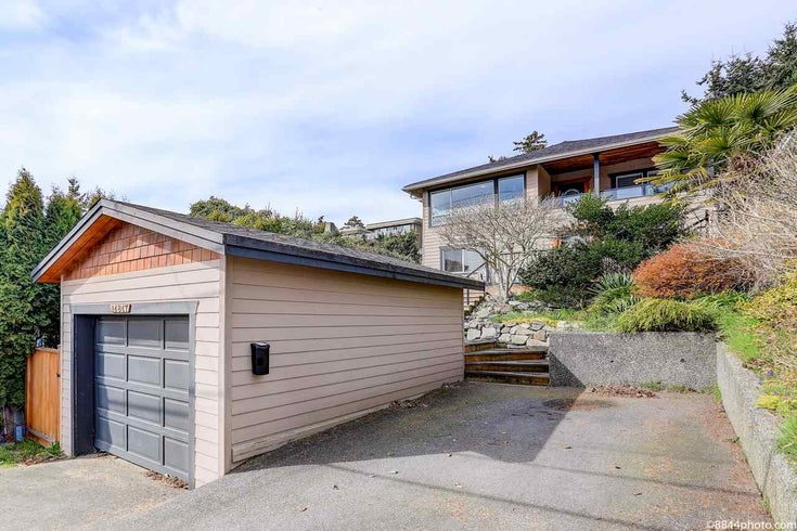 14847 BUENA VISTA AVENUE - White Rock House/Single Family for sale, 3 Bedrooms (R2562569)