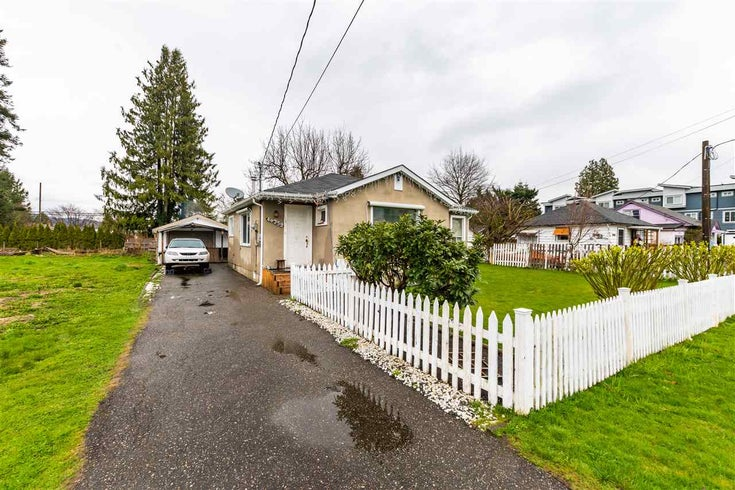 46359 MARGARET AVENUE - Chilliwack E Young-Yale House/Single Family for sale, 2 Bedrooms (R2562615)