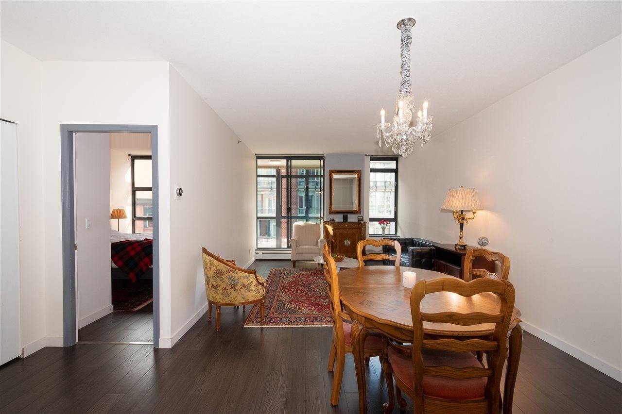 408 212 DAVIE STREET - Yaletown Apartment/Condo for sale, 2 Bedrooms (R2562621) - #3