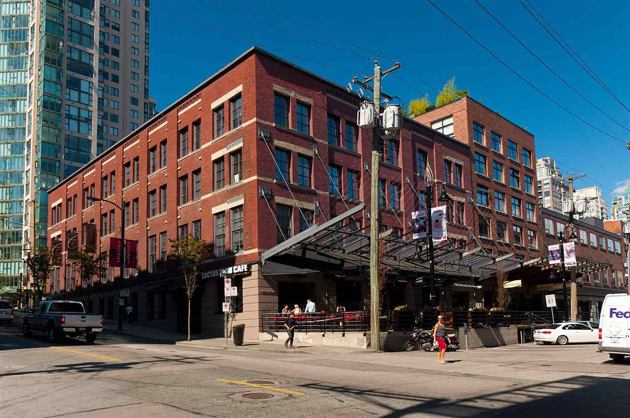 408 212 DAVIE STREET - Yaletown Apartment/Condo for sale, 2 Bedrooms (R2562621) - #37