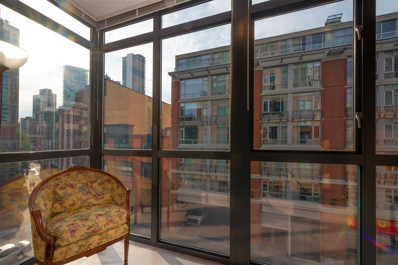 408 212 DAVIE STREET - Yaletown Apartment/Condo for sale, 2 Bedrooms (R2562621) - #7