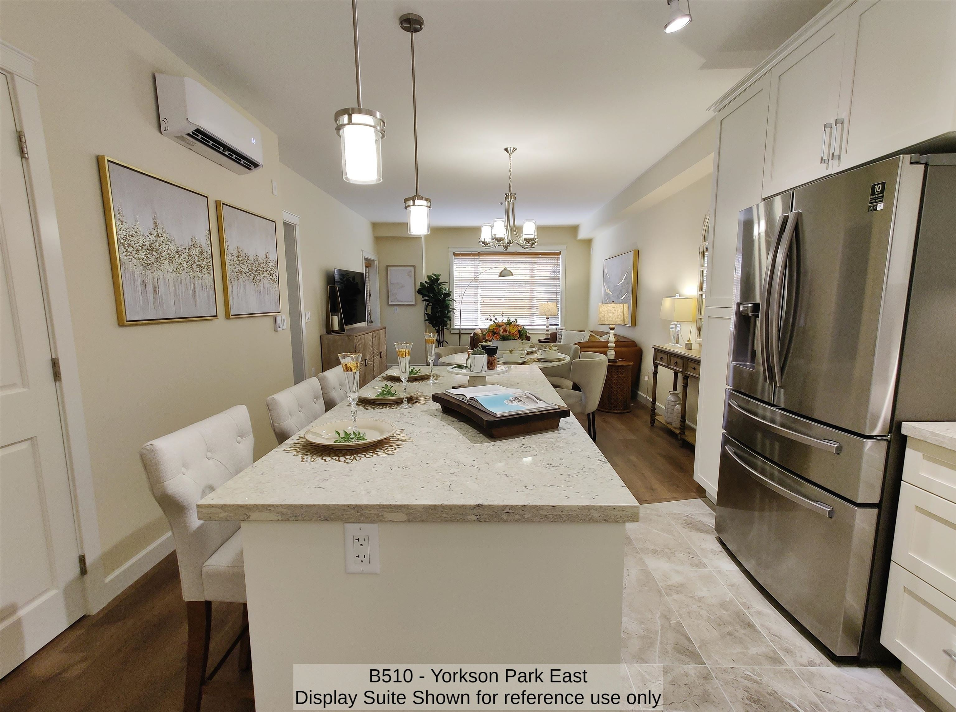 510 8538 203A STREET - Willoughby Heights Apartment/Condo for sale, 1 Bedroom (R2562641) - #5