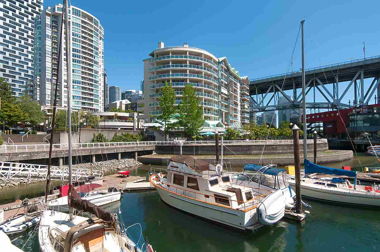 202 1600 HOWE STREET - Yaletown Apartment/Condo for sale, 2 Bedrooms (R2562661) - #24