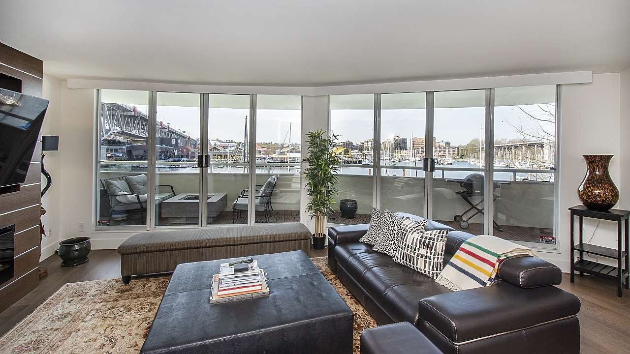 202 1600 HOWE STREET - Yaletown Apartment/Condo for sale, 2 Bedrooms (R2562661) - #3