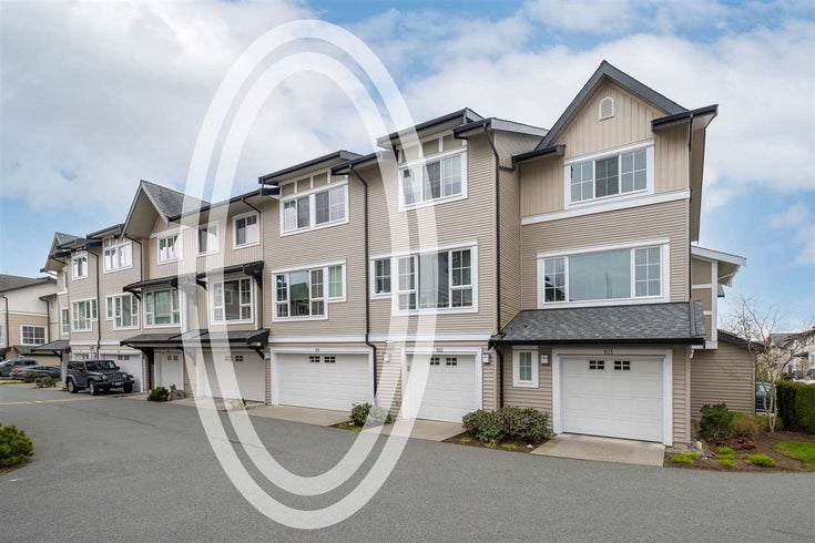 101 2450 161A STREET - Grandview Surrey Townhouse for sale, 4 Bedrooms (R2562677)