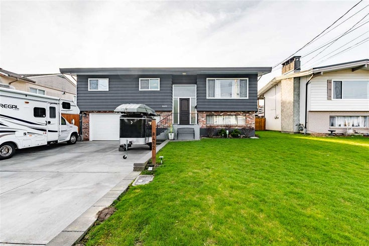 8482 HILTON DRIVE - Chilliwack E Young-Yale House/Single Family for sale, 3 Bedrooms (R2562751)