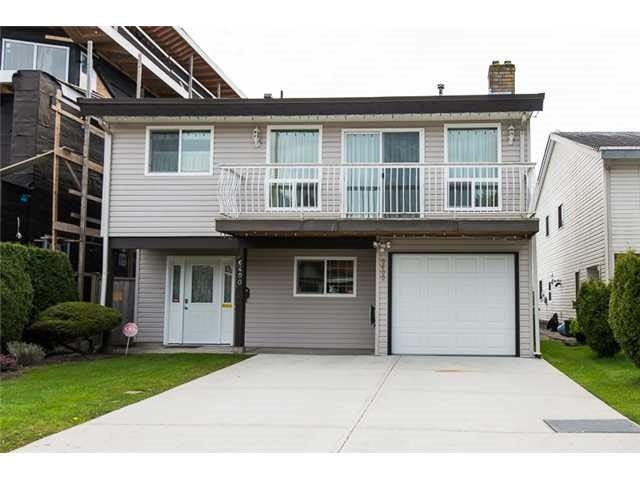 6400 GOLDSMITH DRIVE - Woodwards House/Single Family for sale, 4 Bedrooms (R2562756)