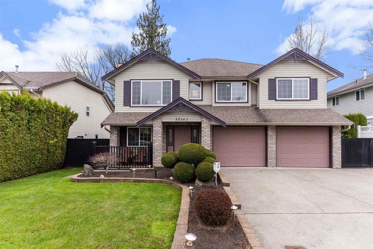 35161 CHRISTINA PLACE - Abbotsford East House/Single Family for sale, 6 Bedrooms (R2562778)