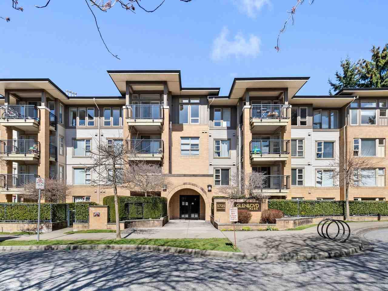 309 5725 AGRONOMY ROAD - University VW Apartment/Condo for sale, 1 Bedroom (R2562790)