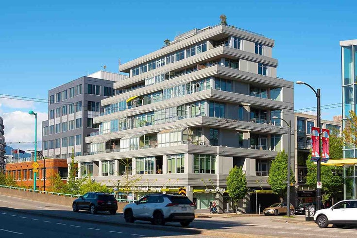 208 495 W 6TH AVENUE - Mount Pleasant VW Apartment/Condo for sale(R2562792)