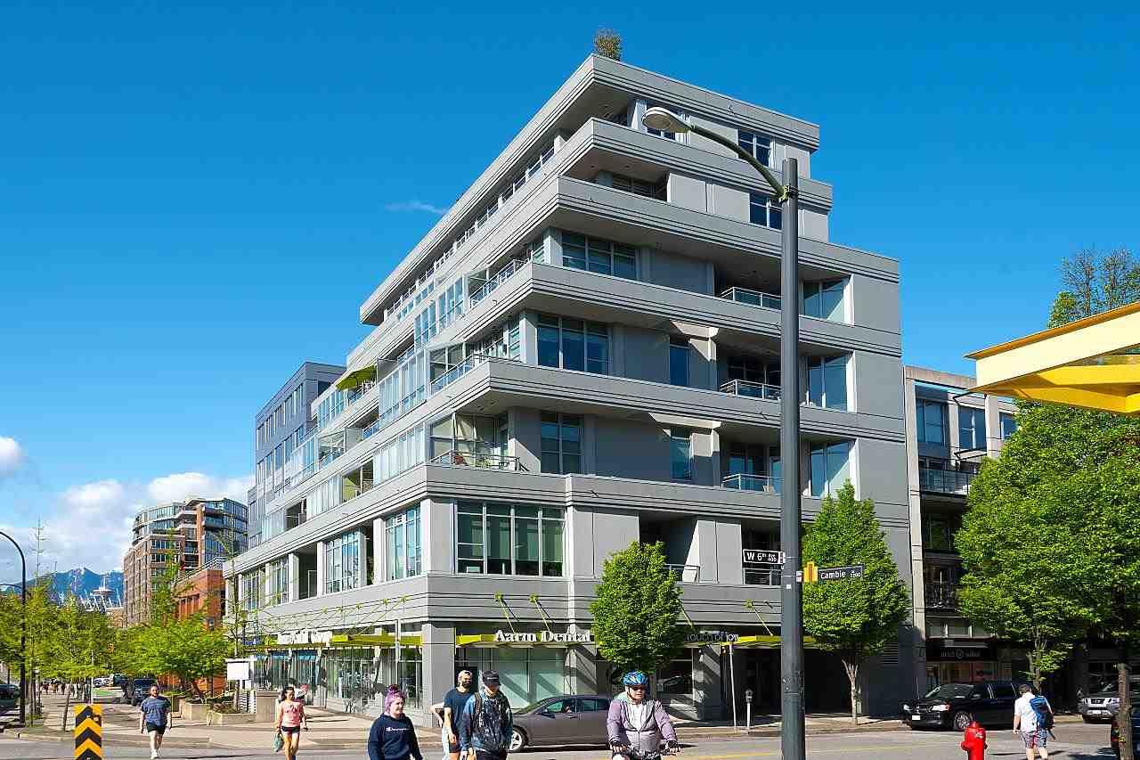 208 495 W 6TH AVENUE - Mount Pleasant VW Apartment/Condo for sale(R2562792) - #2