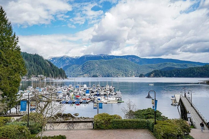 307 4390 GALLANT AVENUE - Deep Cove Apartment/Condo for sale, 2 Bedrooms (R2562805)