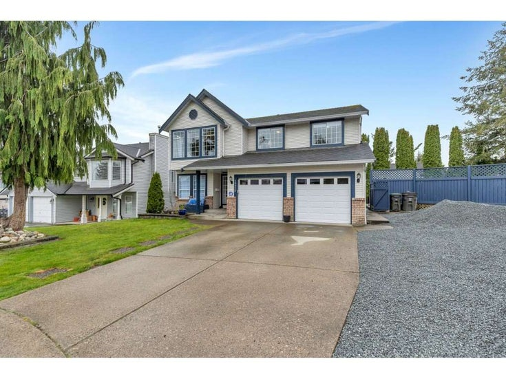18920 60A AVENUE - Cloverdale BC House/Single Family for sale, 5 Bedrooms (R2562829)