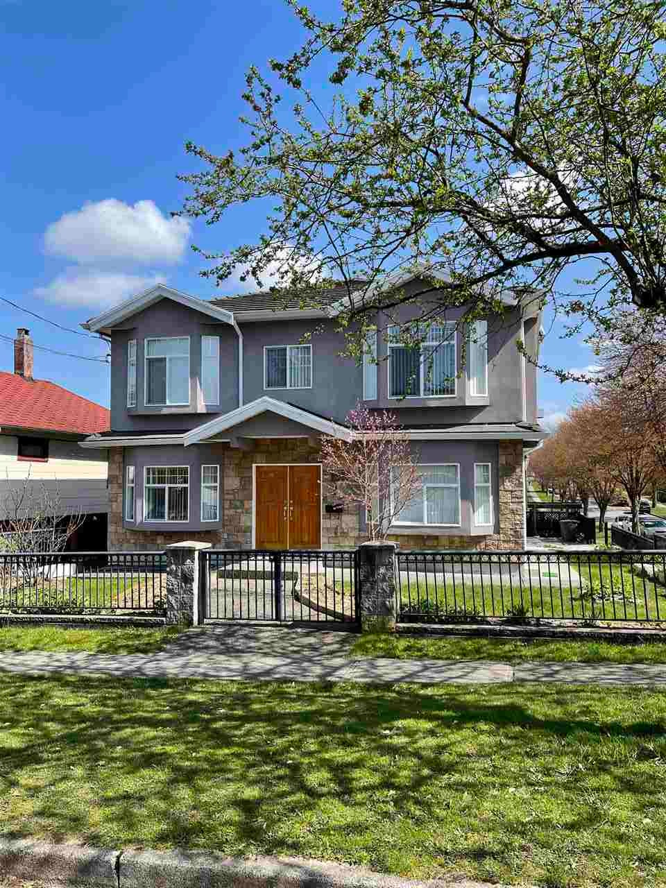 4988 COMMERCIAL STREET - Victoria VE House/Single Family for sale, 9 Bedrooms (R2562848) - #1