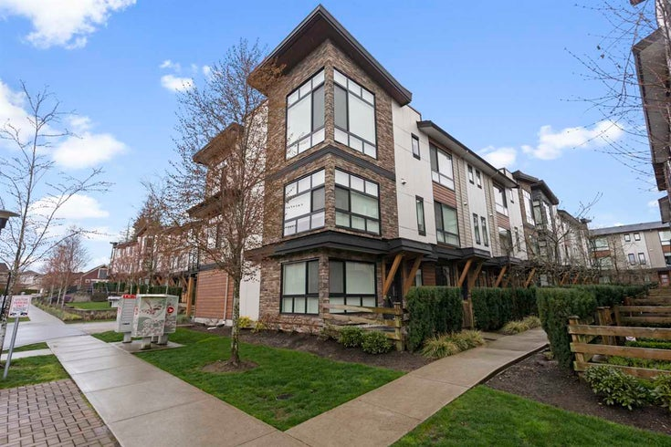 217 16488 64 AVENUE - Cloverdale BC Townhouse for sale, 4 Bedrooms (R2562849)