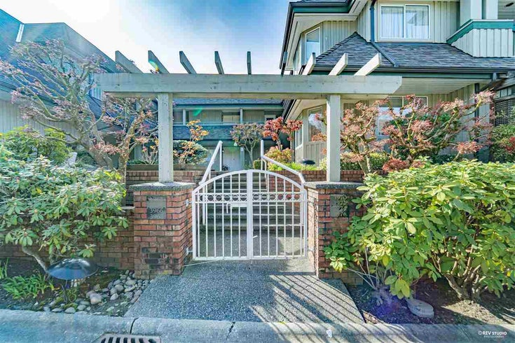 3966 CREEKSIDE PLACE - Burnaby Hospital Townhouse for sale, 2 Bedrooms (R2562885)
