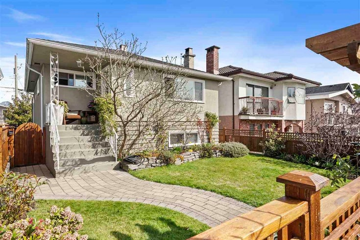 4317 DUNDAS STREET - Vancouver Heights House/Single Family for sale, 3 Bedrooms (R2562892)