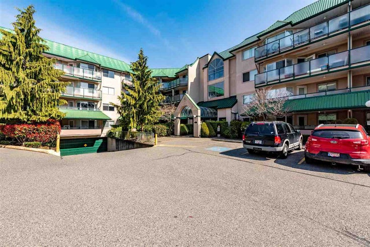 123 2962 TRETHEWEY STREET - Abbotsford West Apartment/Condo for sale, 2 Bedrooms (R2562903)