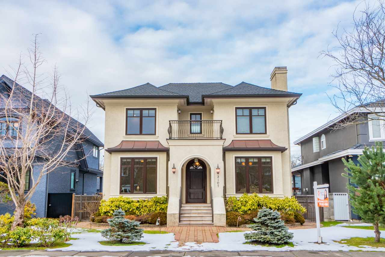 3107 W 34TH AVENUE - MacKenzie Heights House/Single Family for sale, 4 Bedrooms (R2562922)