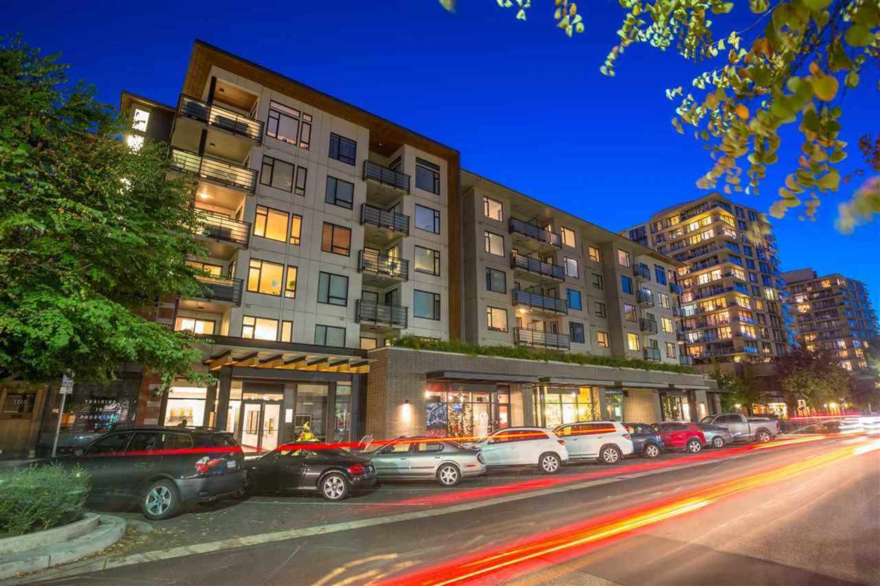 503 123 W 1ST STREET - Lower Lonsdale Apartment/Condo for sale, 2 Bedrooms (R2562944)