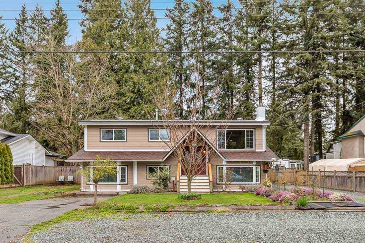 20307 36B AVENUE - Brookswood Langley House/Single Family for sale, 4 Bedrooms (R2562967)